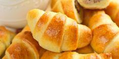 Paszteciki z mięsem Snack Recipes, Snacks, Chips, Peach, Fruit, Food, Kuchen, Essen, Snack Mix Recipes