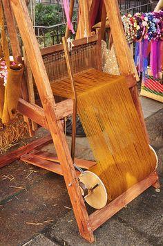 Old loom | Flickr - Photo Sharing!