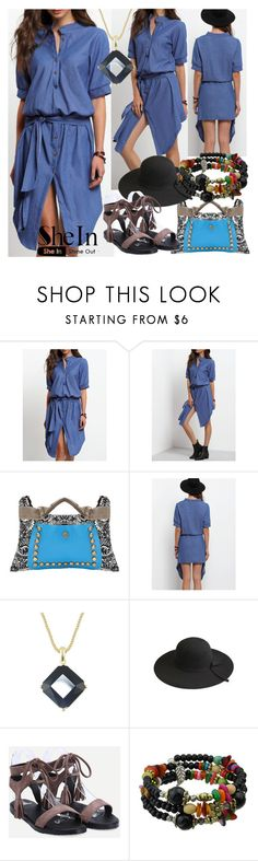 """""""1/4 SheIn"""" by fatimka-becirovic ❤ liked on Polyvore"""