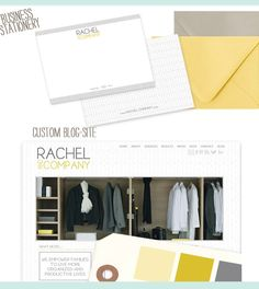 bliss and tell, branding, rachel and company