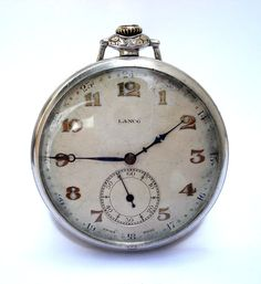 Tell me your offer   Antiguo Reloj De Bolsillo por shopvintage1