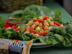 10 Gluten-Free Portable Lunches: Pesto Chickpea Chard Wrap http://www.prevention.com/food/cook/10-gluten-free-portable-lunches?s=4&cm_mmc=Recipe-of-the-Day-_-1779816-_-07232014-_-Mango-Chicken-Salad-Hed
