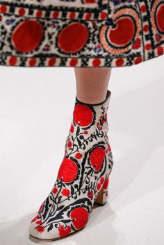 Valentino, Spring 2015 Couture #heels