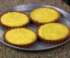 Tartaleta de mango - Sol del Mediterráneo