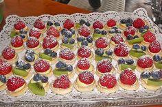 Raspberry, Strawberry, Cupcakes, Mini Muffins, Buffet, Caramel, Cheesecake, Sweets, Fruit