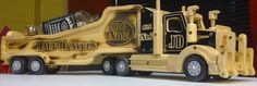 Jack Daniels Classic Black Sided Bar Truck
