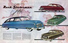 1950 Nash Statesmans