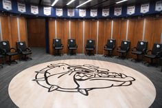 Gonzaga's remodeled locker room provides family atmosphere in spacious setting | The Spokesman-Review