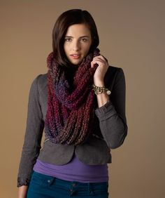 Out of This World Cowl - free pattern