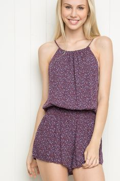 Brandy ♥ Melville | Blanche Romper - Rompers - Clothing