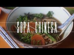 ▶ Comida de Cinema #2 - Sopa Chinesa - Gastronomismo