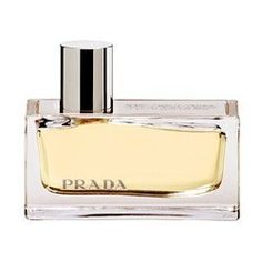 Prada Perfume for Women 1.7 oz Eau De Parfum Spray. Prada Amber Perfume for Women 1.7 oz Eau De Parfum Spray. Prada Amber Perfume for Women 1.7 oz Eau De Parfum Spray Prada brings its unique fusion of tradition and innovation to the world of fragrance, reinventing the ancient art of perfumery by creating a fragrance of yesterday and tomorrow, a scent inspired by the past, that embodies the future. It is a fragrance that intertwines memory, reality, and possibility. Notes: Bergamot Oil...