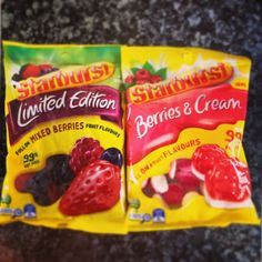 Starburst lollies! Love them so much I could eat them all....