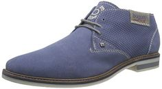 Bugatti F7538pr3, Men's Desert Boots: Amazon.co.uk: Shoes & Bags