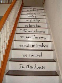 22 DIY Stairs decoration ideas
