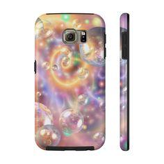 Bubbles - Tough Samsung Galaxy S6 Phone Case