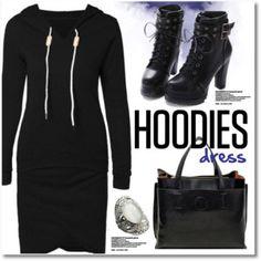 Hoodies dress