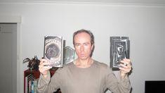 C H I A S M U S: Adrian Glass's books CATACLYSMAL and SATRAN KAEVON... 2017 Books, Glass Book, New Books, Art, Art Background, Kunst, Performing Arts, Art Education Resources, Artworks