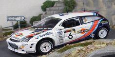 Cyprus Rally 2000 Ford Focus RS WRC Sainz/Moya 1/43