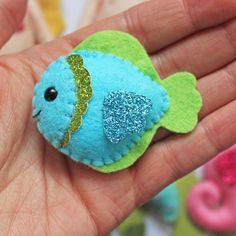 Under the sea felt softies pdf pattern sew your own by sewsweetuk