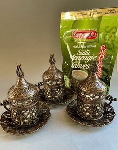 Coffee Gift Sets, Coffee Lover Gifts, Copper Cups, Turkish Coffee, Copper Color, Pistachio, Gifts For Coffee Lovers, Pistachios