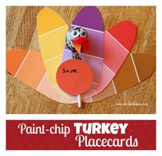 Paint-Chip Turkey Pl