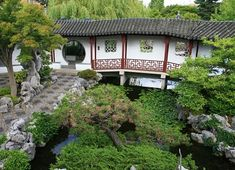 "Dr. Sun Yat-Sen Classical Chinese Garden -  ""Canadian Garden Tourism Garden of the Year 2012"" awarded by Canadian Garden Tourism Council, in consultation with a Canadian and international jury network. A world-class garden and a significant cultural heritage. Also the ""World's Top City Garden"", recently named by National Geographic.  For me...a surprising oasis of tranquility in Vancouver's urban center. The free section is good, the paid is worth it. Only $35 for a year membership."