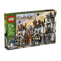 LEGO Castle Trolls Mountain Fortress (7097) | Castle LEGO Sets