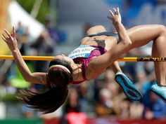 Heptathlon: Katarina Johnson-Thompson's looking good for Glasgow's Commonwealth Games