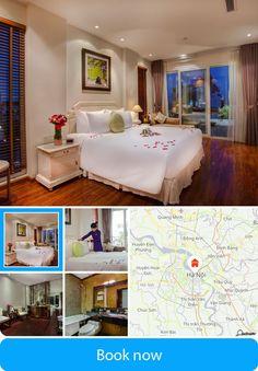 Meracus Hotel 2 (Hanoi, Viet Nam) – Book this hotel at the cheapest price on sefibo.