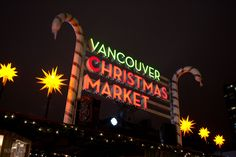 Getting in the Holiday Spirit at the Vancouver Christmas Market via @packmeto