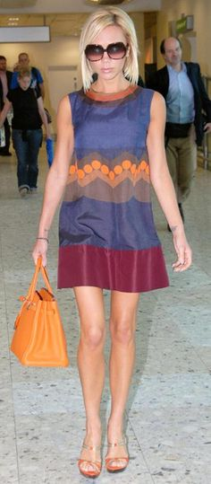 Victoria Beckham's Most Stylish Looks Ever - October 19, 2007 from #InStyle