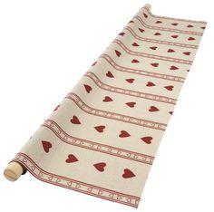 Tekstilvoksduk MUSPELHEIM 135cm   JYSK