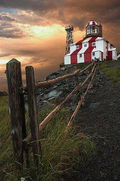~~Cape Bonavista Lighthouse ~ Newfoundland, Canada by Scott Grant~~ by Dynwrld