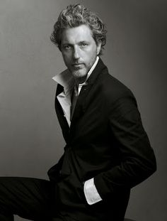 Marcel Wanders by Annie Leibovitz for The Gap 2007