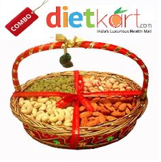 Buy dry fruits basket online in India at Lowest Price and Cash on Delivery. Offers and discounts on dry fruits basket at Rediff Shopping. Gift dry fruits basket online and compare dry fruits basket features and specifications! Dry Fruit Basket, Dry Fruit Box, Dried Fruit, Fruits Basket, Corporate Gift Baskets, Corporate Gifts, Diwali Gifts, Happy Diwali, Diwali Gift Hampers