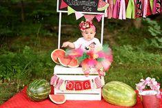 Watermelon tutu watermelon birthday tutu First Birthday Half Birthday, Birthday Tutu, First Birthday Parties, First Birthdays, Smoothie Prep, Raspberry Smoothie, Apple Smoothies, Watermelon Cake, Watermelon Birthday