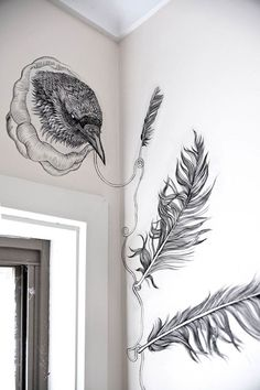 Designer Turns Her Ordinary Bathroom Into an Extraordinary Work of Art Inspired by Nature