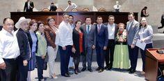 El Congreso de Oaxaca coadyuva con el Gobierno del Estado en la reconstrucción de zonas afectadas por los sismos