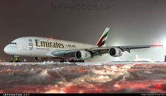 Photo of A6-EDT Airbus A380-861 by Pavel Orlov