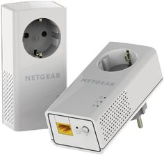 ¡Chollo! Kit de adaptadores PowerLine Netgear PLP1200 por 79 euros.