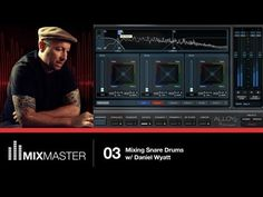 Logic Pro (Mixing & Mastering Tutorial 3): Shaping Snare Drums w/ SoundToys Decapitator + iZotope Alloy 2