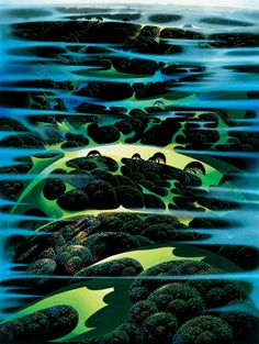 As Far As I Could See - Eyvind Earle