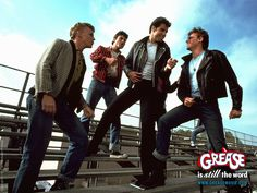 grease | Grease Poster, Grease Wallpapers