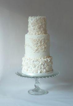 Wedding cake Flowers!