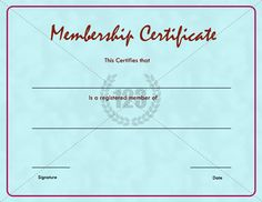 Soccer  Football Certificate  Certified Certificates