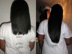 african american HAIR GROWTH TIPS before and after | Cayenne Pepper: The Secret To Hair Growth @riss1908