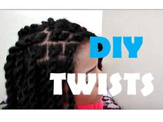 ♥DIY HAVANA TWISTS for Beginners (Step-by-Step)│THEBRILLIANTBEAUTY'S CHE...