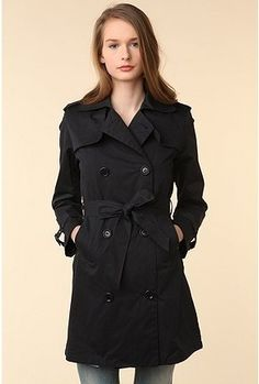 UrbanOutfitters.com > Sessun So Trenchy Trench Coat - StyleSays