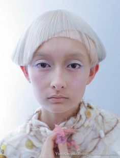 Yuto Kaminazuki is Japanese Hair Designer